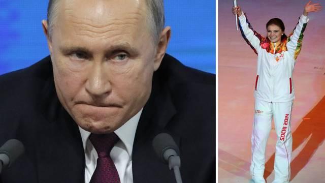 Putinova 'skrivena' djevojka se želi udati: 'Brak mi je u planu'