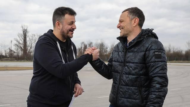 Lovac Kotiga kod najboljeg driftaša Juraja Šebalja: 'Ovo stvarno više nećemo raditi!'