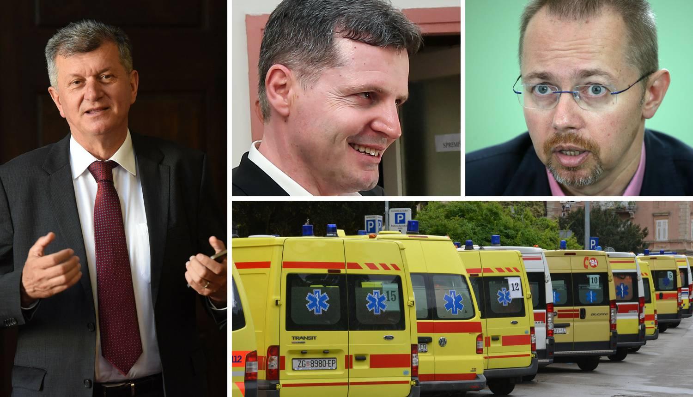 Sad su oni pametni: Ministri zdravstva ne vide probleme...