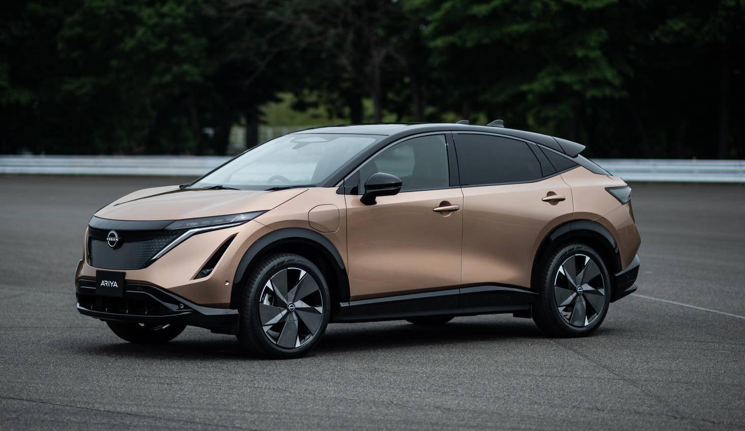 Nissan ima novi električni SUV s dosegom čak 500 kilometara