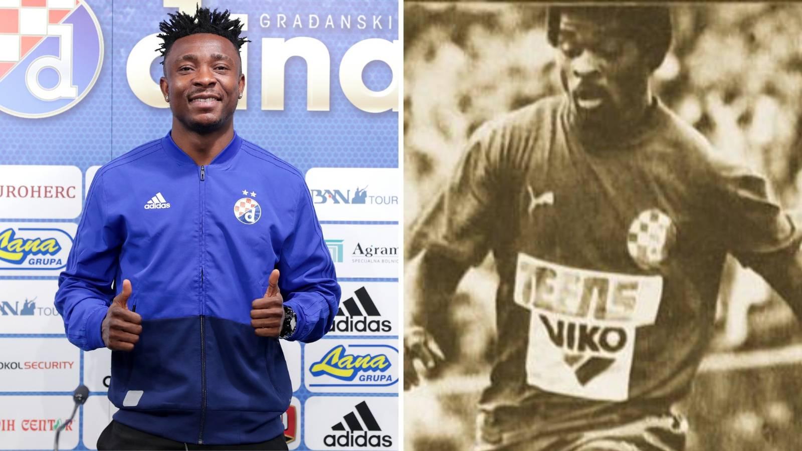I prvi Dinamov stranac bio je Nigerijac: Štef umro s 25 god.