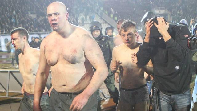 Tko su 'splitski Grobari'? MMA borac, nasilnik i bivši robijaš...