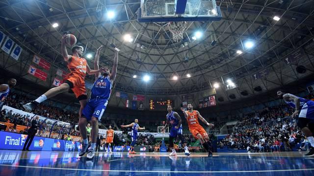 Zagreb: Cedevita protiv Budućnost Voli u polufinalu doigravanja košarkaške ABA lige