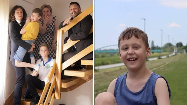 Ksenija i Gordan roditelji su djeteta s autizmom: 'U sedmoj godini smo dobili dijagnozu...'