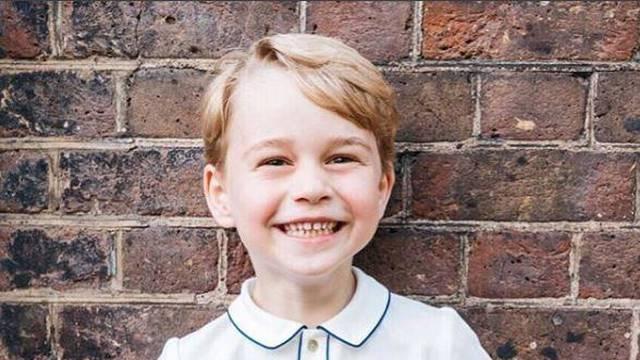 Roditelji princu Georgeu taje da će jednoga dana biti kralj