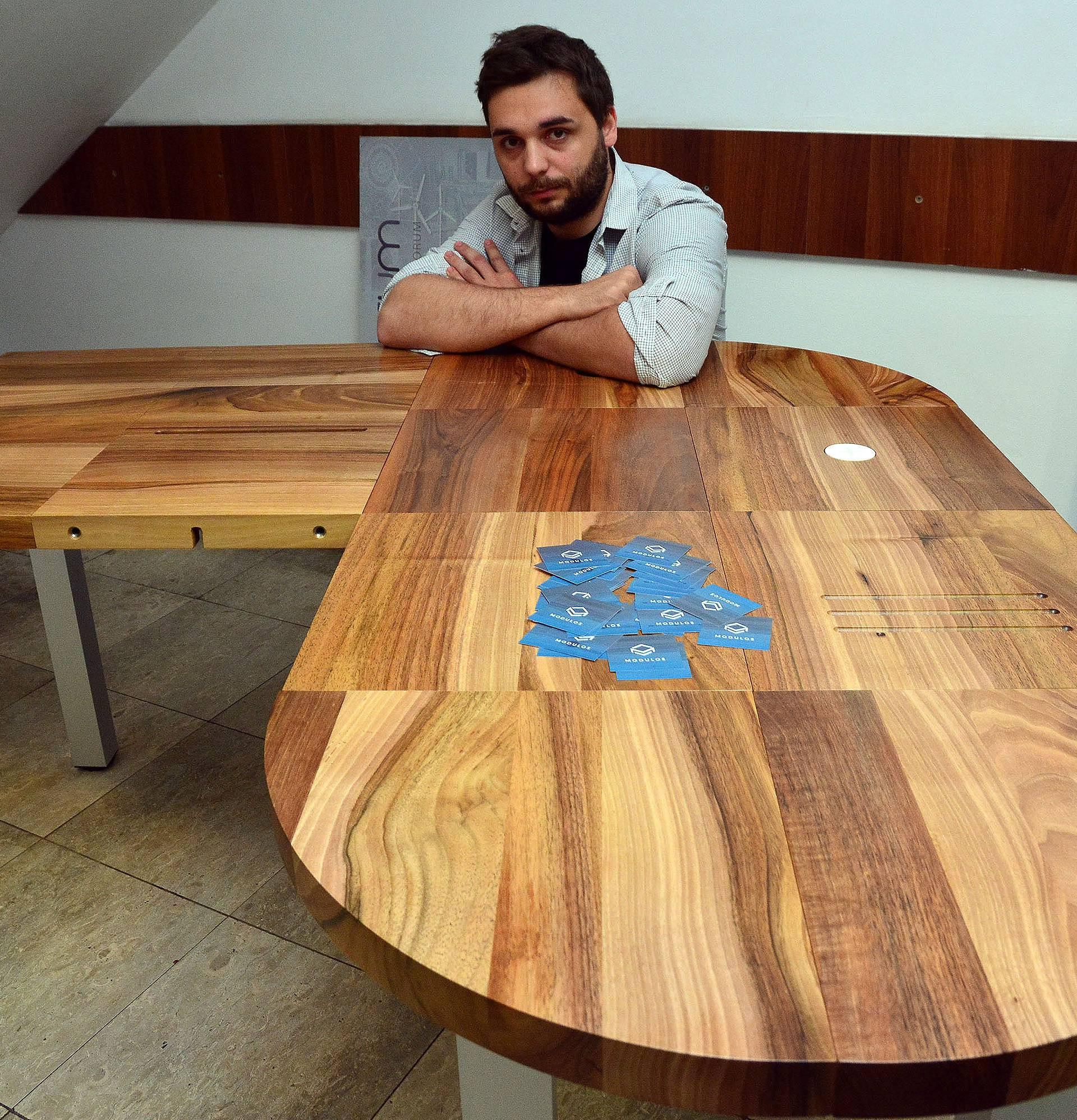 Matej ima najbolji izum: Njegov stol je brzo pokorio cijeli svijet