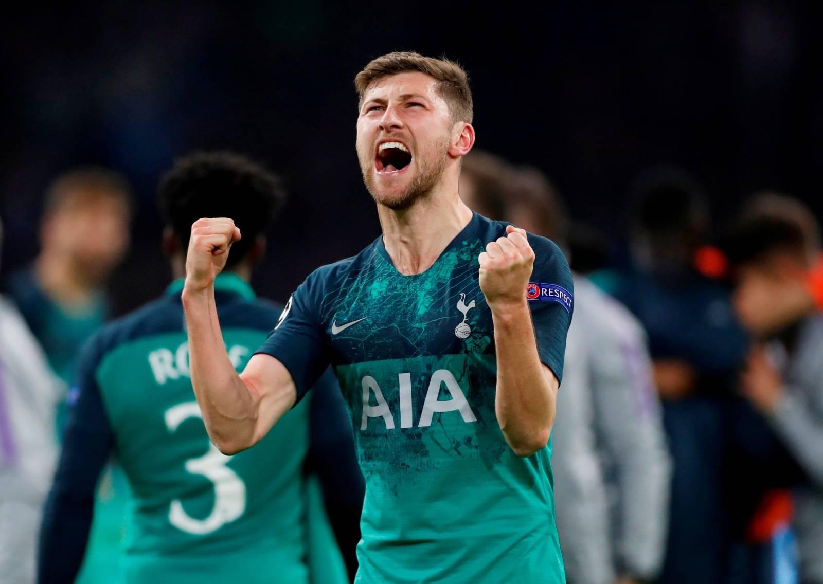 Champions League Semi Final Second Leg - Ajax Amsterdam v Tottenham Hotspur