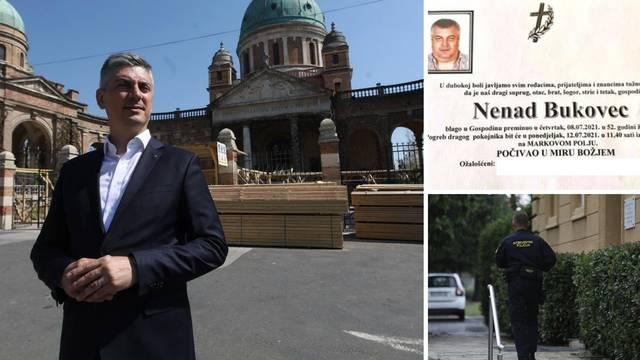 U fokusu istražitelja  poslovi Šegote i poduzetnika  Bukovca koji je počinio samoubojstvo