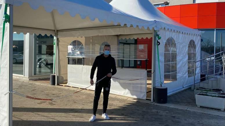 U Istri otvorio drive-in prodaju kave, zatvorila ga inspekcija