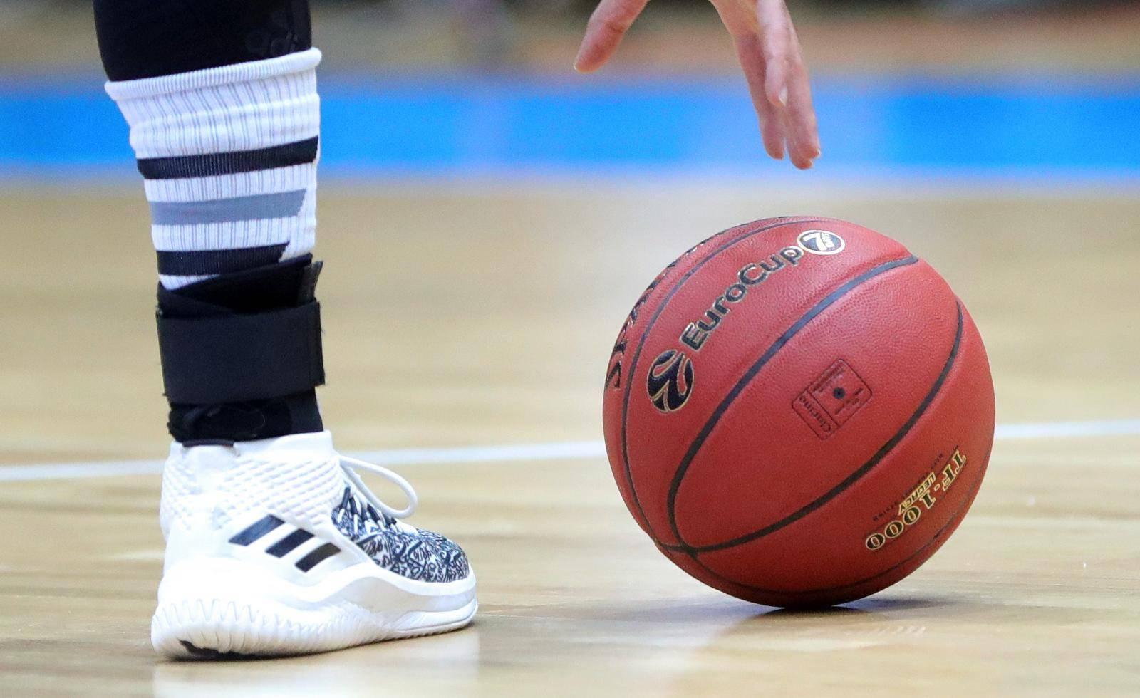 Zagreb: Košarkaška utakmica Cedevite i Albe Berlin u 2. kolu Euro kupa