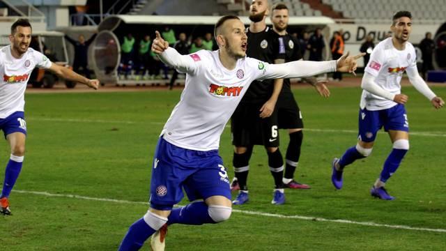 Split: Hajduk i Lokomotiva u 20. kolu HT Prve lige