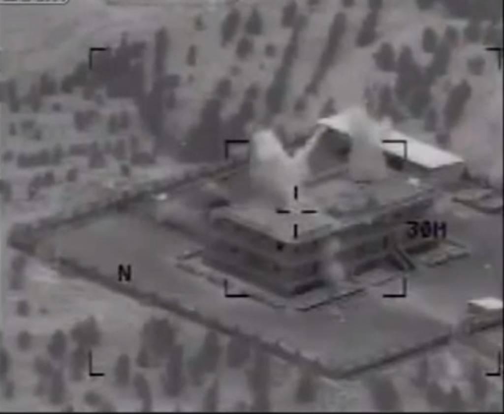 Rat će trajati godinama? SAD objavio snimke bombardiranja