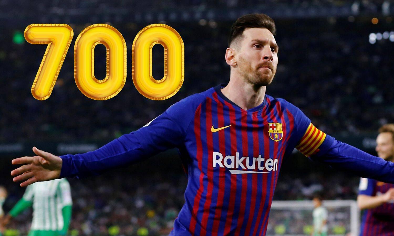 Leo Messi, 700 golova! Genij za sva vremena, nogomet iz snova