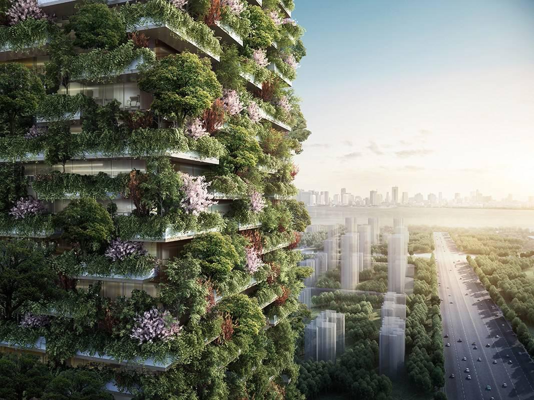 Kinezi bi se 'šumskim gradom' mogli boriti protiv zagađenja