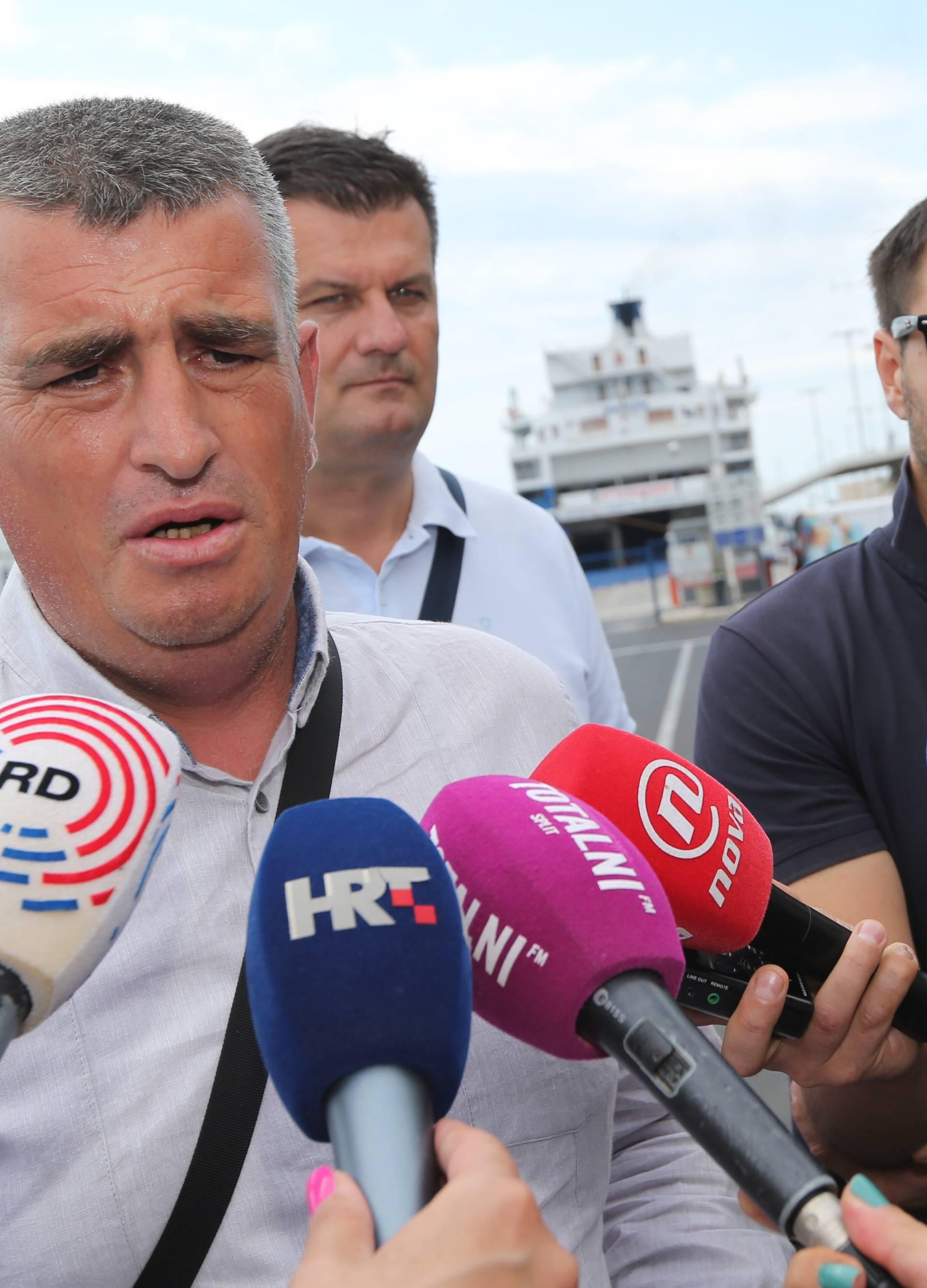 Bulj tvrdi: Zaštitari su brutalno pretukli novinara Radio Brača