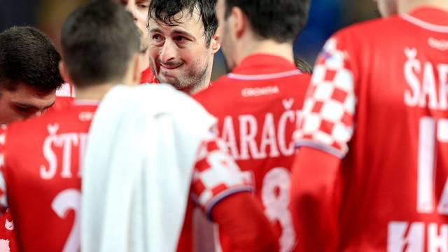 Kairo: Svjetsko prvenstvo u rukometu, Argentina - Hrvatska