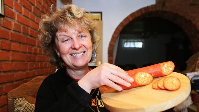 Ona radi kulen od sira: Vole ga vegetarijanci, ali i mesoljupci