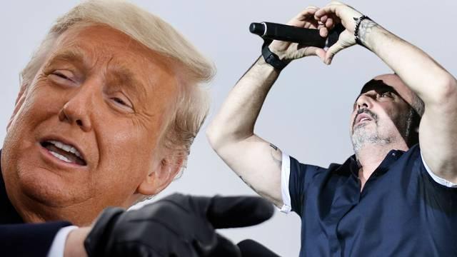Tony Cetinski podržao Trumpa: 'Izmolite krunicu za njega, samo će on ustrajati u borbi za živote'