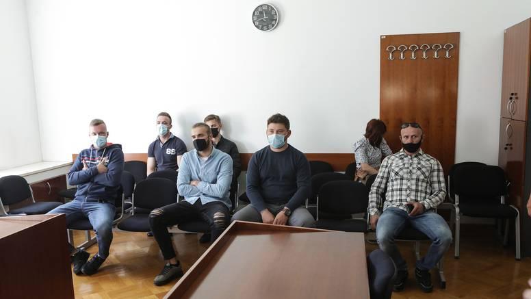Četvorici, među kojima je i zagrebački policajac, sude zbog iznude 20.000 eura od mladića