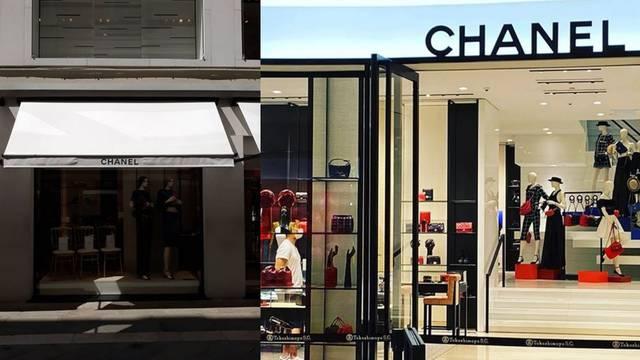 Pandemija ne bira: Chanelov dućan u londonskoj Bond ulici u Londonu se zatvara radi gubitka