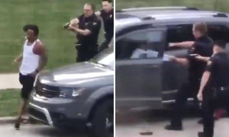 Snimka iz drugog kuta: Zašto su mu pucali u leđa sedam puta?!