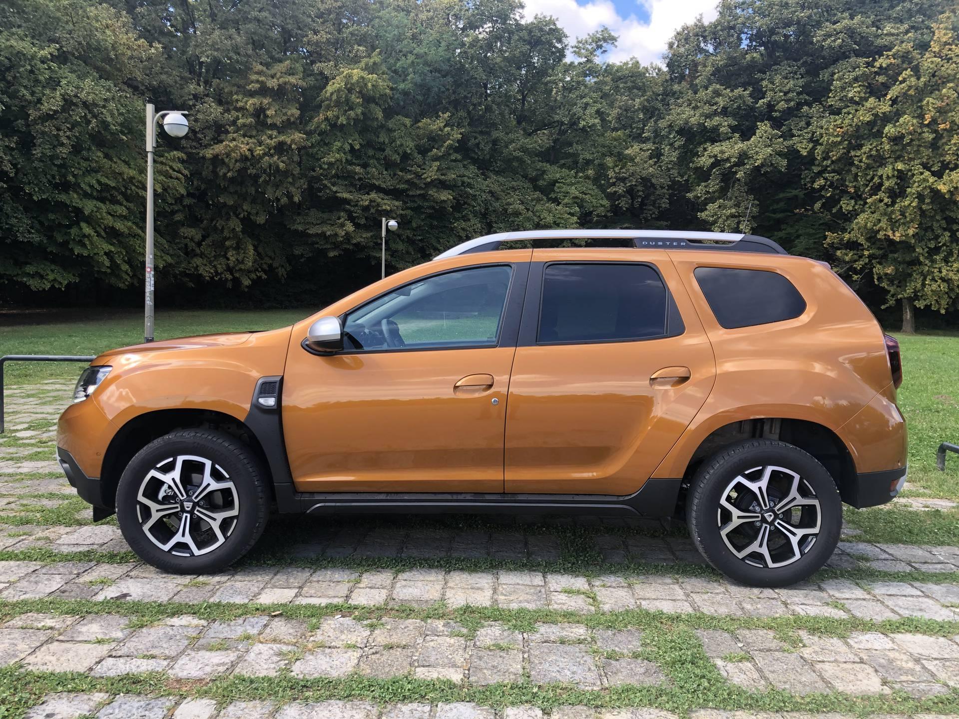 Dacia Duster na plin je jeftin i vrlo štedljiv kompaktni SUV