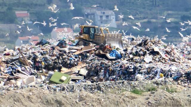 Grad Split traži bespovratna europska sredstva za sanaciju odlagališta otpada Karepovac
