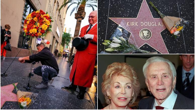 Suze za Kirkom: Fanovi polažu cvijeće, prijatelji pišu posvete...
