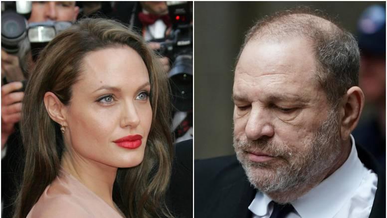 Angelina Jolie tvrdi da je i nju pokušao napastovati Weinstein, on negirao: To je drska neistina!