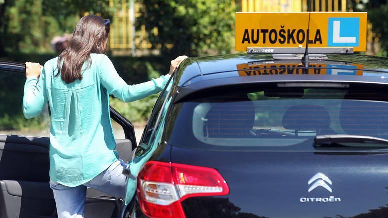 Još nije položila: Za vozački dala 50.000 kn, ali ne odustaje
