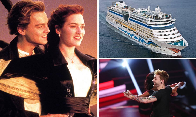 TV zvijezda skočio s kruzera i to na mjestu potonuća Titanica