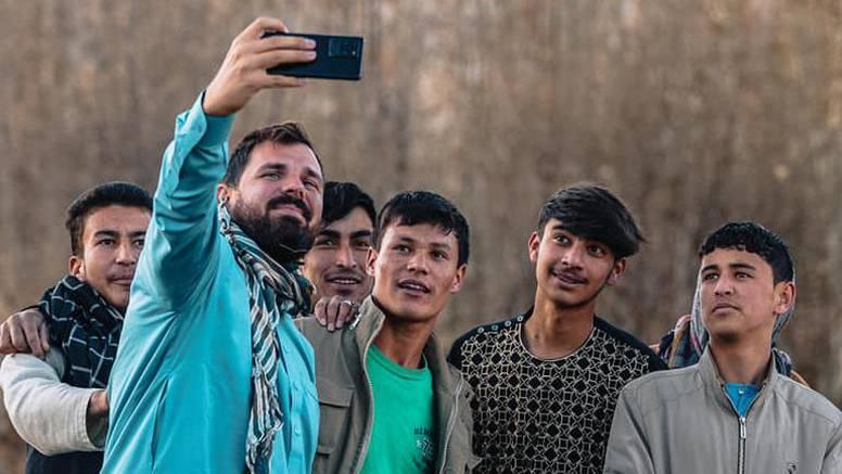 Kristijan je skupio novac kako bi izvukao prijatelje iz Kabula: 'Čekaju vize, samo žele otići'