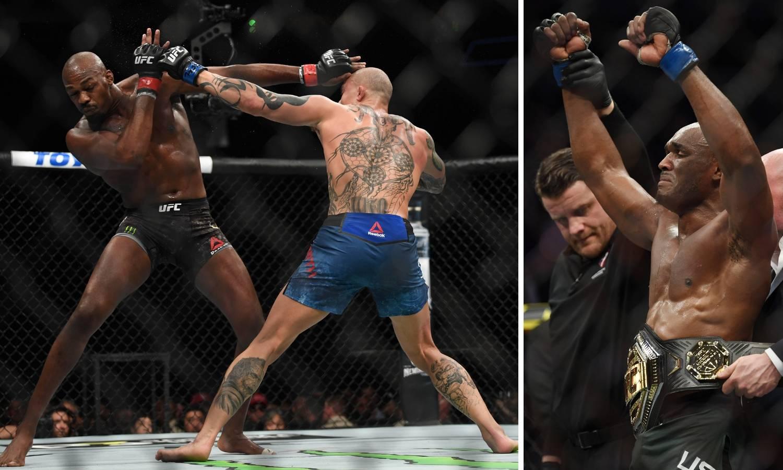 UFC 235: Usman detronizirao Woodleya, Jones obranio titulu