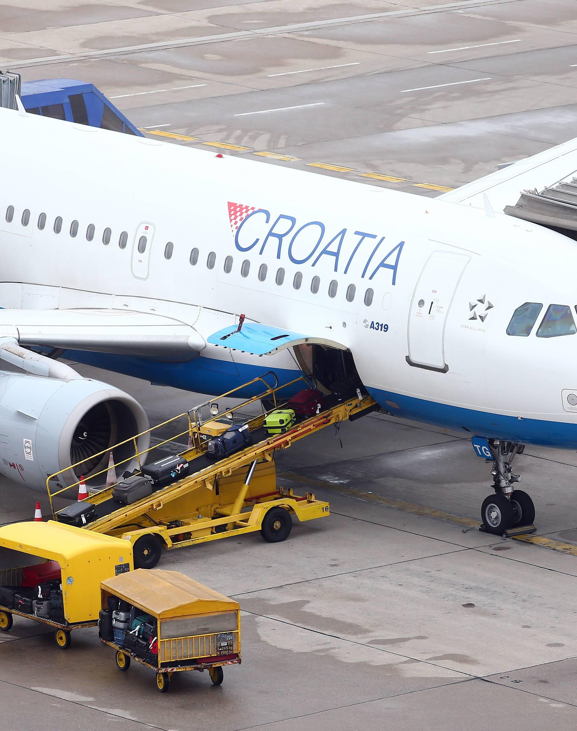 Oglasila se i Croatia Airlines: 'Držimo se visokih standarda'