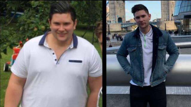 Cura ga je ostavila kad je imao 165 kg: Drugi dan otišao sam u teretanu i danas sam 75 kg lakši