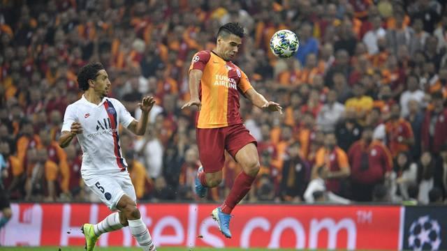 TUR, UEFA CL, Galatasaray SK vs Paris Saint Germain