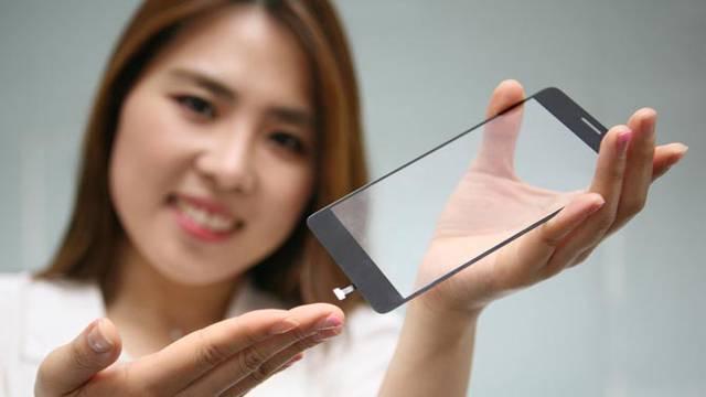 Nećete ni vidjeti senzor: Vaš otisak prsta 'čitat' će ekrani