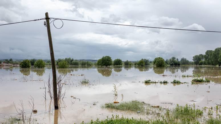 Izvanredne mjere obrane od poplava na Malom slivu Like