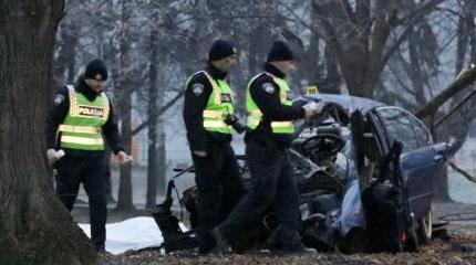 Tri osobe smrtno stradale u teškoj prometnoj nesreći u Osijeku