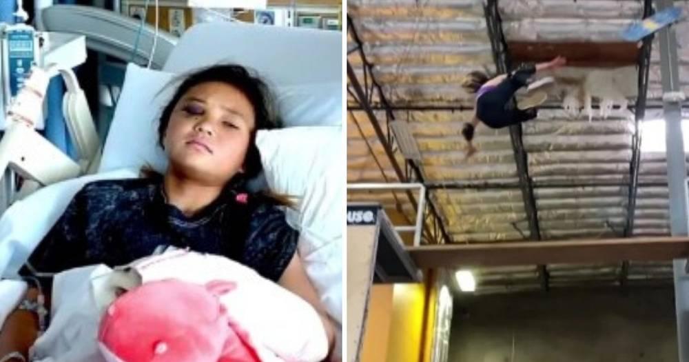 U Tokiju je trebala biti britanska najmlađa olimpijka (11): Pala na glavu, srećom je preživjela