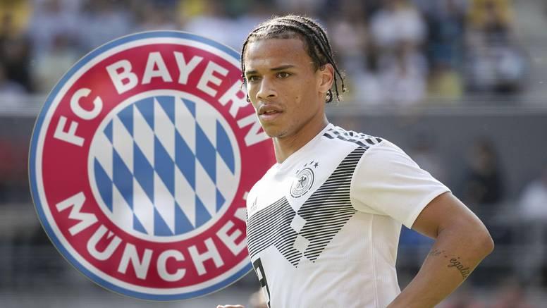 Sane je pred vratima! Bayern mora smekšati još samo City