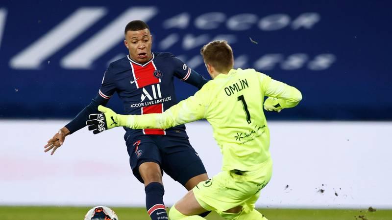PSG utrpao Montpellieru četiri gola i ostao na vrhu ljestvice
