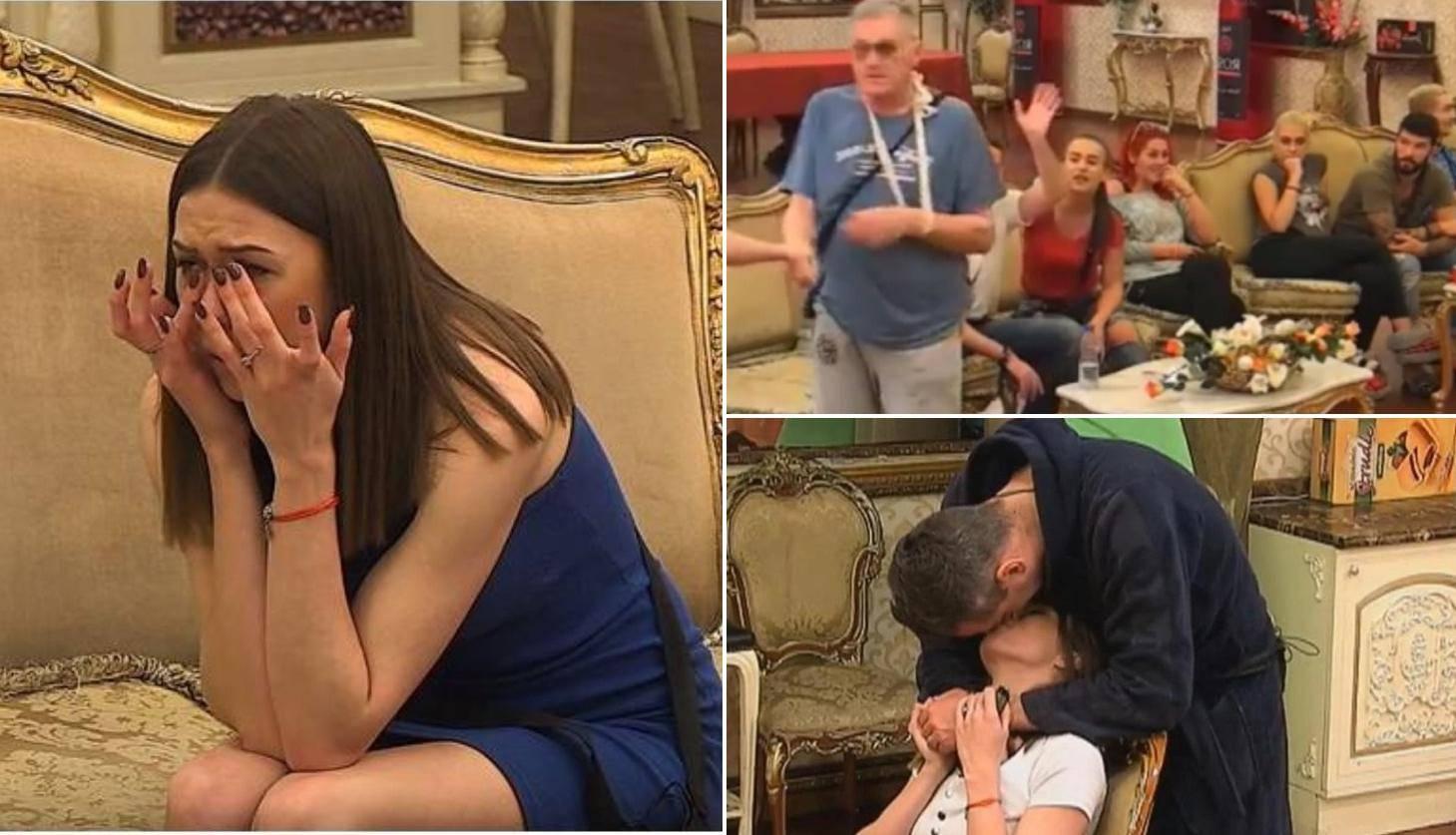 Milijana je neutješno plakala: Milojka hitno odvezli u bolnicu