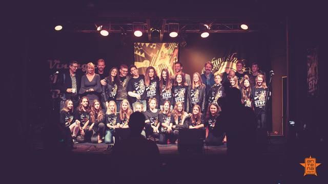 Mladi glazbenici oduševili zvijezde svojom izvedbom