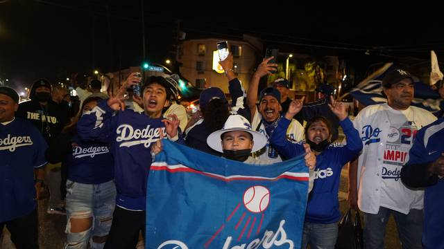 MLB: World Series-Watch Party