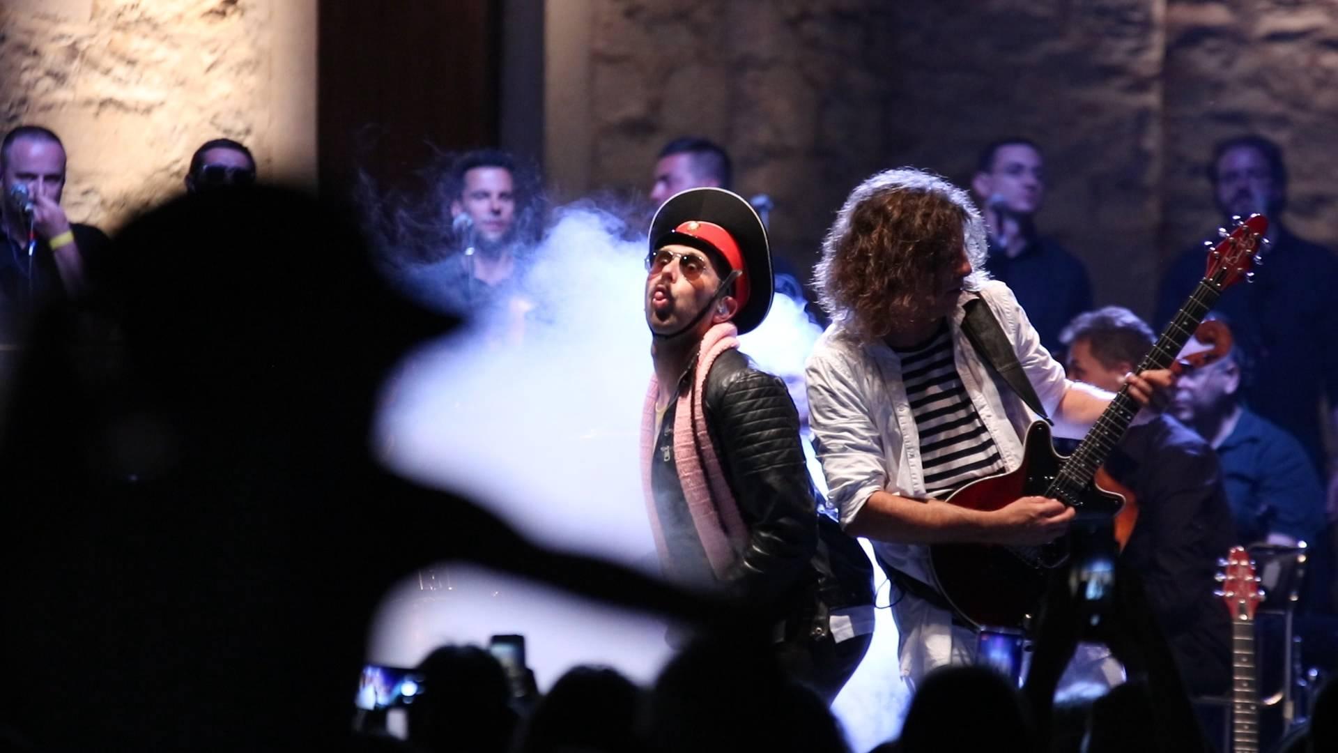 Queen Real Tribute Symphony zabavili Zadrane: 'Isti Freddie'