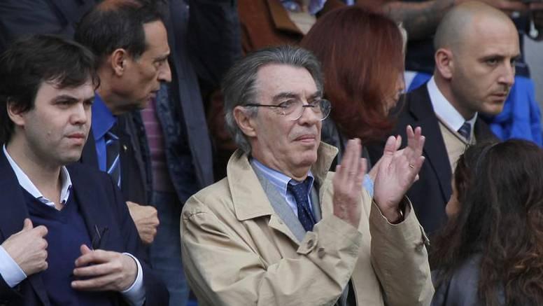 Moratti: Mišljenje o Leonardu nije mi se uopće promijenilo