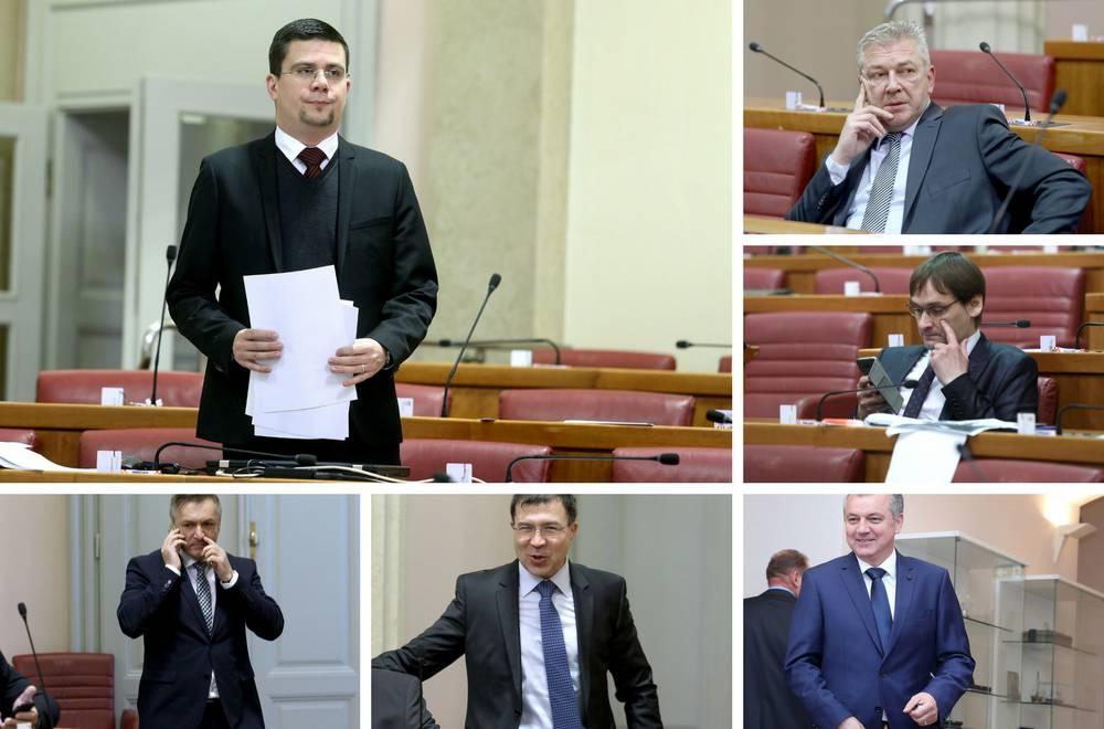 Hajdukovića su kaznili jer nije dolazio u Sabor: 'Kriv je SDP!'