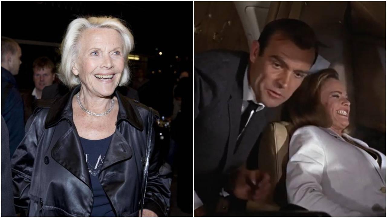 U 94. godini preminila Bondova djevojka Honor Blackman...