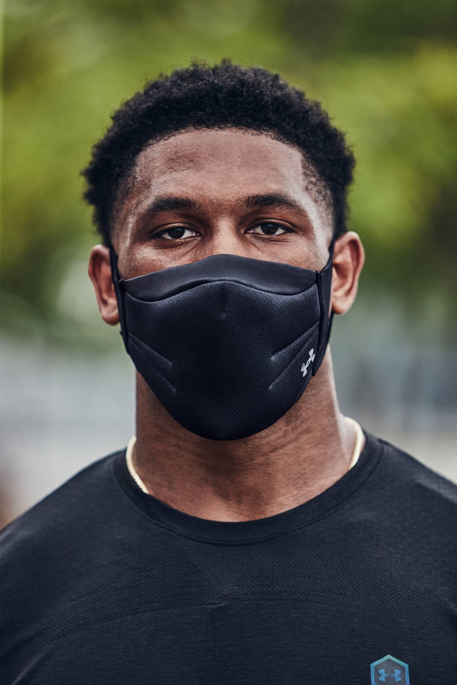 Izumili zaštitnu masku idealnu za sportaše jer je prozračnija i od nje se neće magliti naočale